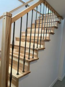 Escalier Hickory