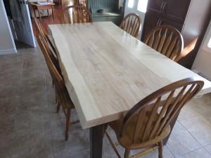 Table Frêne