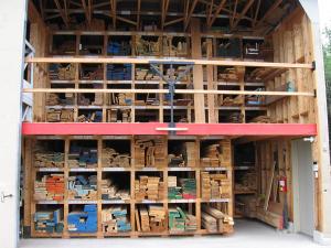 Inventaire bois d'ébénisterie