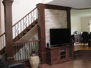 Solution meuble escaliers